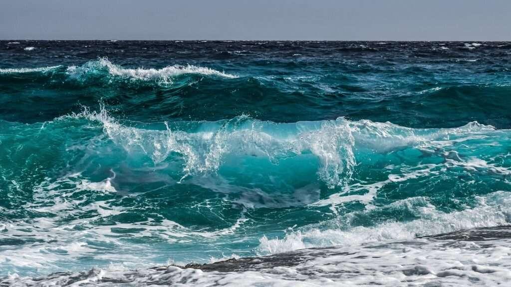 Aries, sea