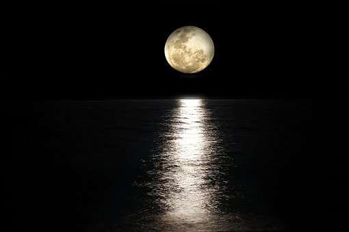 Moon, Aries