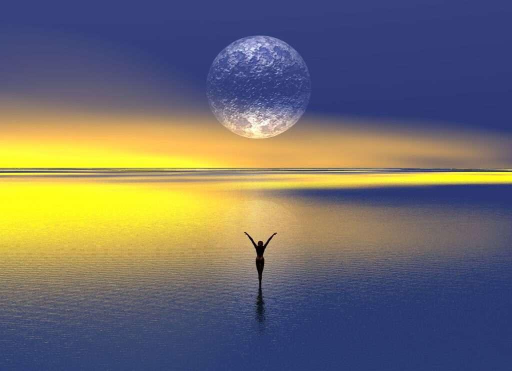 Moon, Libra