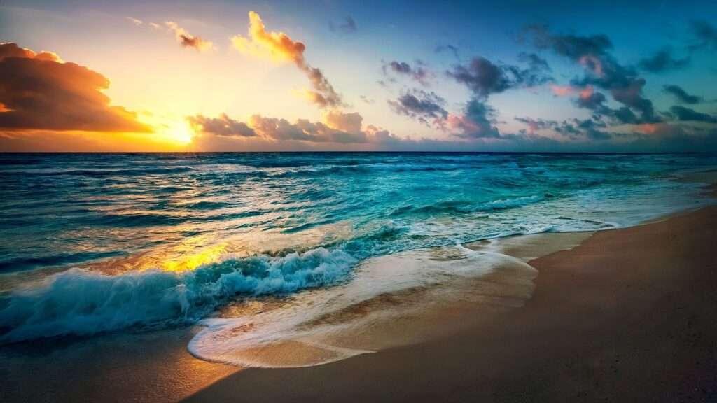 Pisces, sun & sea