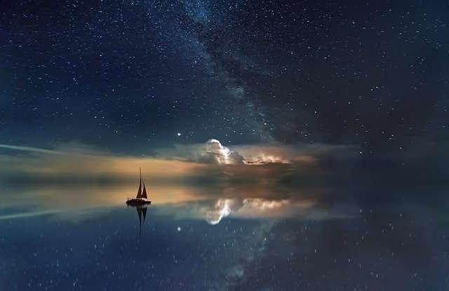 ocean, New Moon Pisces