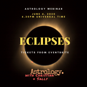 Astrology Webinar – Eclipses