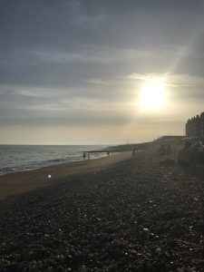 Pisces, beach, sun