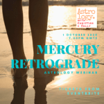 Mercury retrograde webinar
