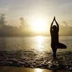 Leo - Beach Yoga