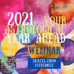 2021 Astrology webinar