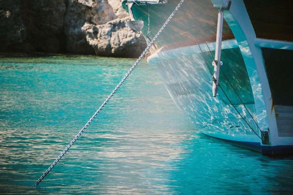 Virgo, monthly horoscopes, boat on the sea
