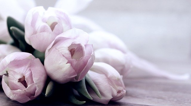 Libra, April 2021, flowers