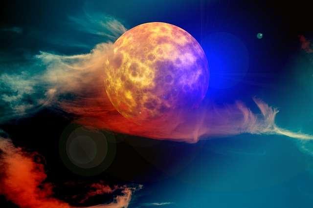 Aquarius, monthly horoscopes, Moon