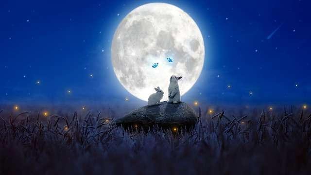 Virgo, monthly horoscopes, Moon