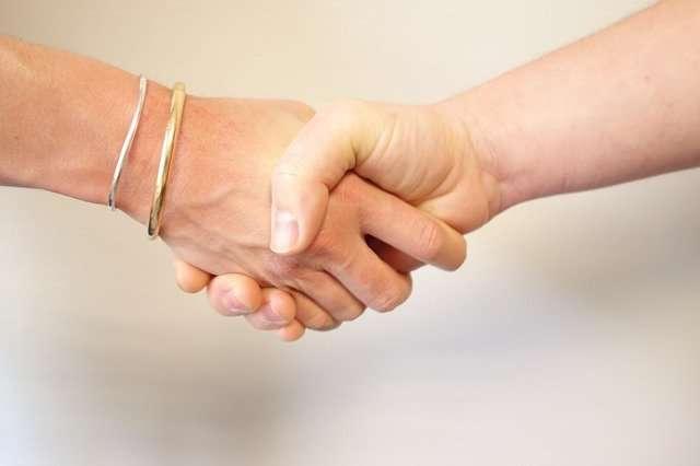 Mercury & Mars, mutual reception, handshake